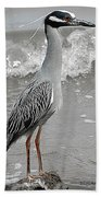 Standing Proud Beach Towel
