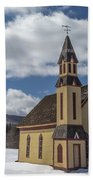 Stannard Church Beach Towel
