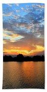 Stanton Lakes  Beach Towel