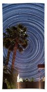 Star Party Beach Towel