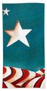 Star Spangled Beach Sheet
