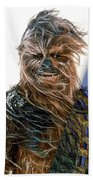 Star Wars Chewbacca Collection Beach Towel