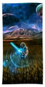Star Wars Field Beach Towel