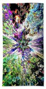 Starburst Beach Towel