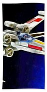 Starfighter X-wings - Da Beach Towel