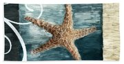 Starfish Spell Beach Sheet