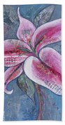 Stargazer I Beach Towel
