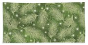 Starlight Christmas Viii Beach Towel