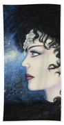 Starlight Maiden Beach Towel