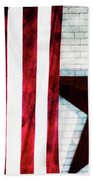 Stars And Stripes Beach Towel