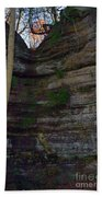 Starved Rock No 1 Beach Towel