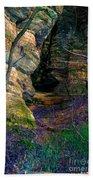 Starved Rock No 2 Beach Towel