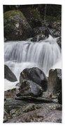 Stave Falls Beach Towel