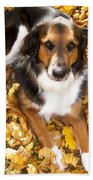 Stay Gold Beach Towel
