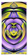 Steel My Heart Away Beach Towel