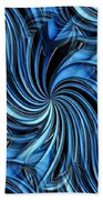 Steel Whirlpool Beach Towel