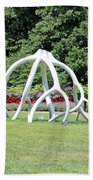 Steelroots Sculpture Beach Towel