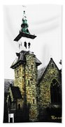 Steeple Chase 2 Beach Towel
