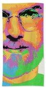 Steve Jobs Beach Towel