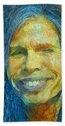 Steven Tyler Beach Towel