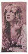 Stevie Nicks  Beach Towel
