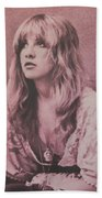 Stevie Nicks  Beach Sheet