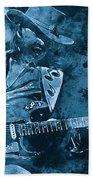 Stevie Ray Vaughan - 14 Beach Towel