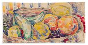 Still Life  Beach Towel