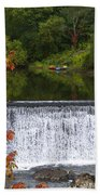 Stillness Of Beauty Beach Towel