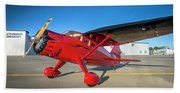 Stinson Reliant Rc Model 03 Beach Towel