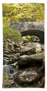 Stone Bridge 6063 Beach Towel
