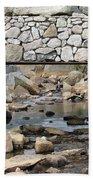 Stone Bridge Beach Sheet