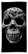 Stone Cold Jeeper Skull No. 1 Beach Towel