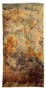 Stone Maps Beach Towel
