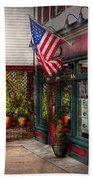 Store - Flemington Nj - Historic Flemington  Beach Towel