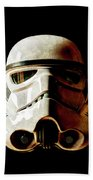 Stormtrooper 1 Weathered Beach Towel