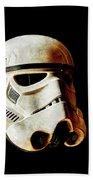 Stormtrooper 2 Weathered Beach Towel