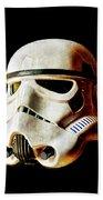 Stormtrooper 3 Weathered Beach Towel
