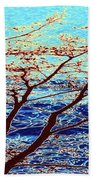 Stormy Weather Beach Towel
