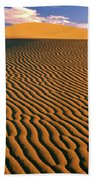 Story In The Wind Beach Towel