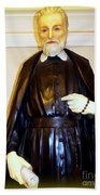 St.philip Neri Beach Towel