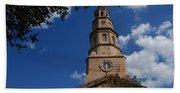 St.philips Church Charleston Sc Beach Towel