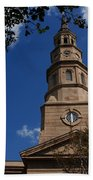 St.philips Church Charleston Sc Beach Towel