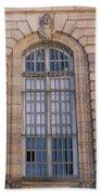 Strasbourg Window 08 Beach Sheet
