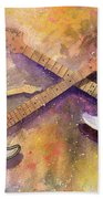 Strat Brothers Beach Towel