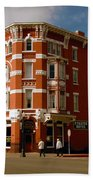 Strater Hotel 1887 Beach Towel