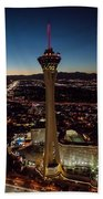 Stratosphere Casino Hotel  Beach Sheet