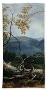 Stratton Notch - Vermont Beach Towel