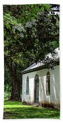 Strawberry Chapel Of Ease Beach Towel