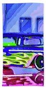 Street Cruiser - American Way Of Drive 2 Beach Towel